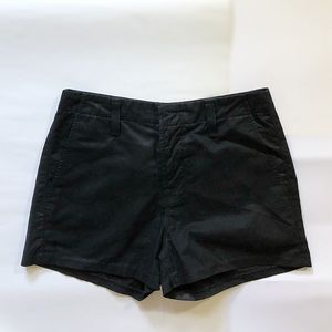 J Brand Stealth Coated shorts